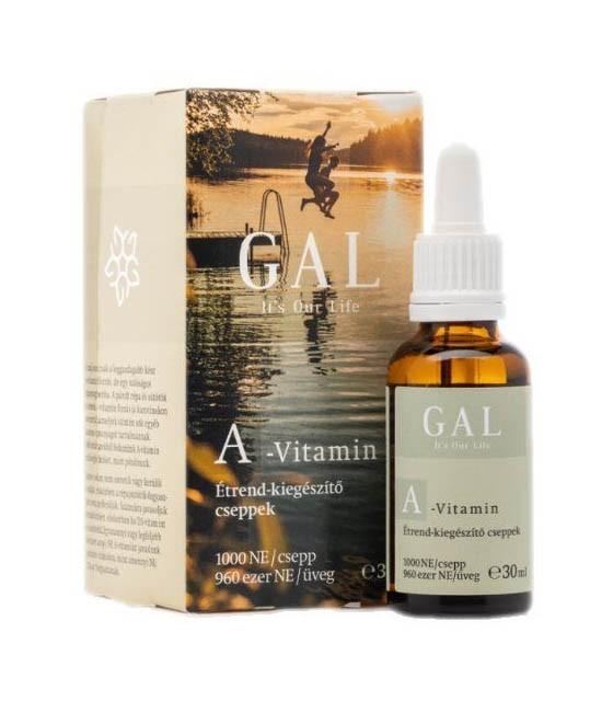 GAL A-vitamin 30ml
