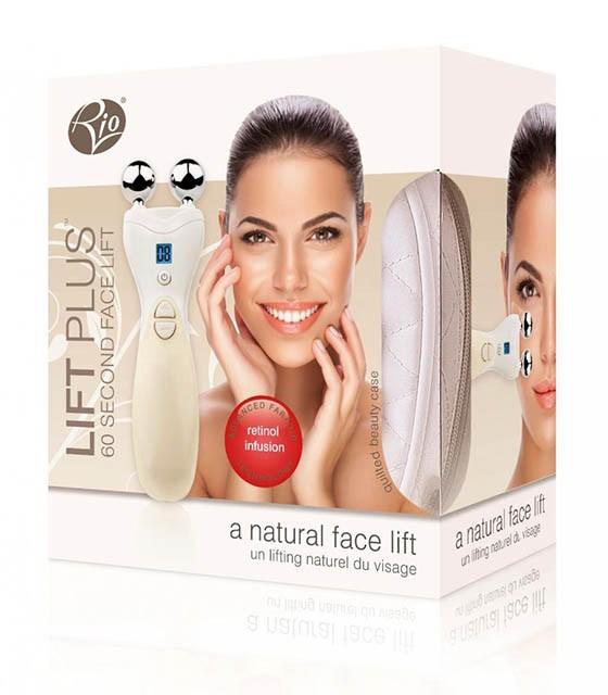 Rio Beauty Lift Plus 4 funkciós arckezelő készülék
