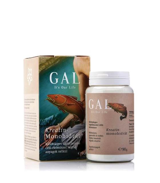 GAL Kreatin-Monohidrát por 90g