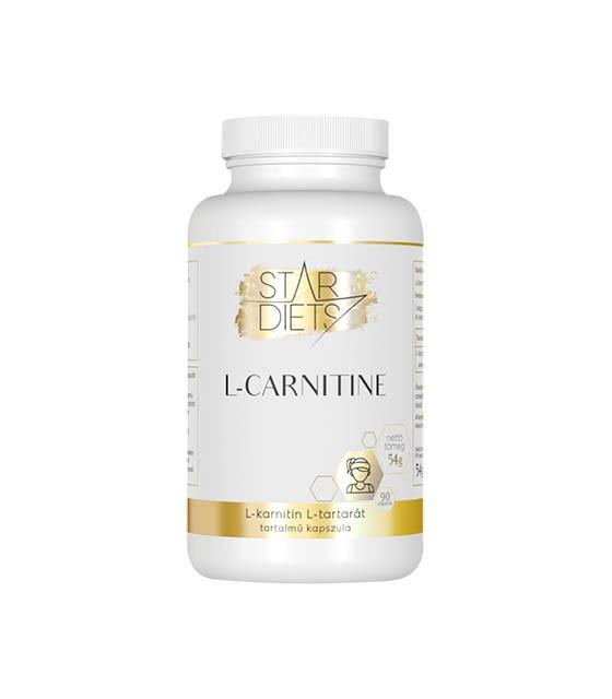 StarDiets L-carnitine kapszula 60 db