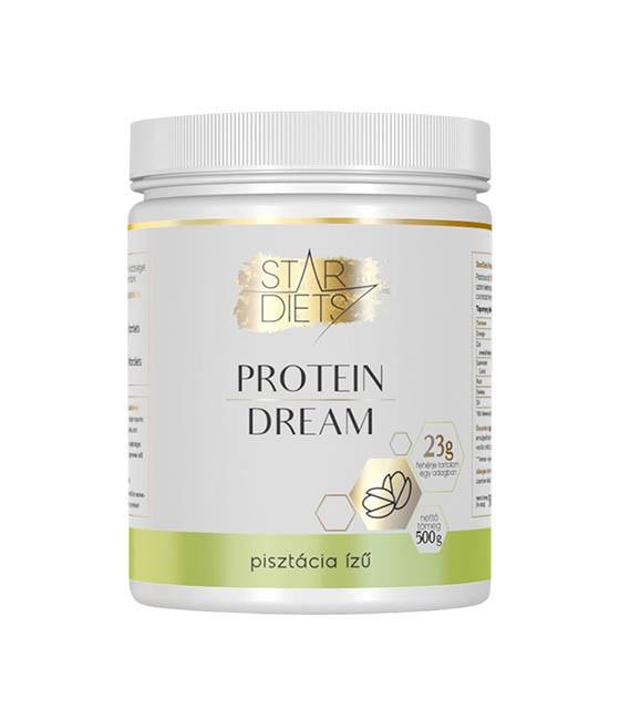 StarDiets Protein Dream fehérje - pisztácia íz