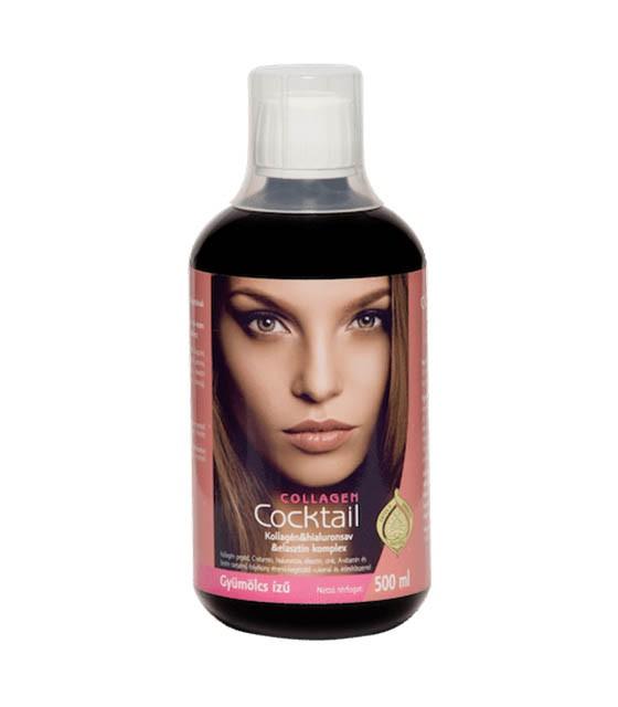 Collagen Cocktail gyümölcs ízben - 500ml