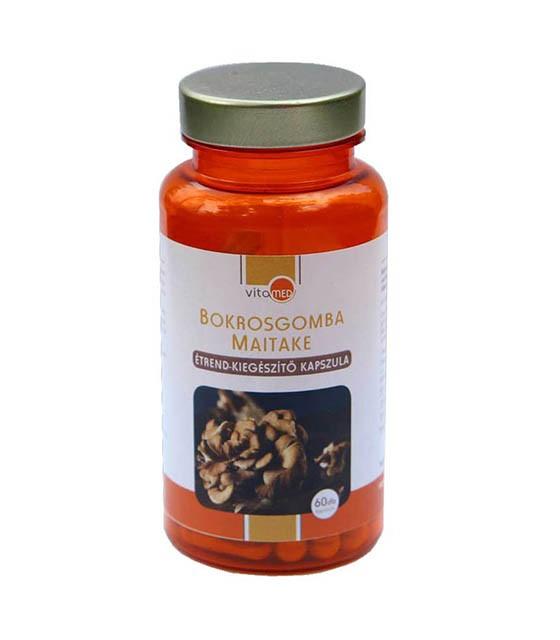Vitamed Bokrosgomba maitake étrend-kiegészítő kapszula - 60db