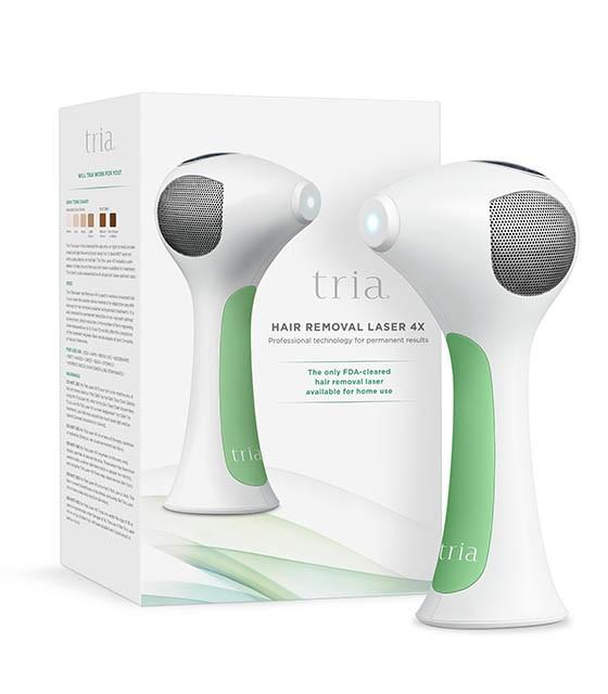 Tria Beauty 4X GREEN lézeres szőrtelenítő készülék