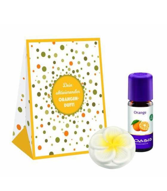 TAOASIS Illatosító szett - Narancs