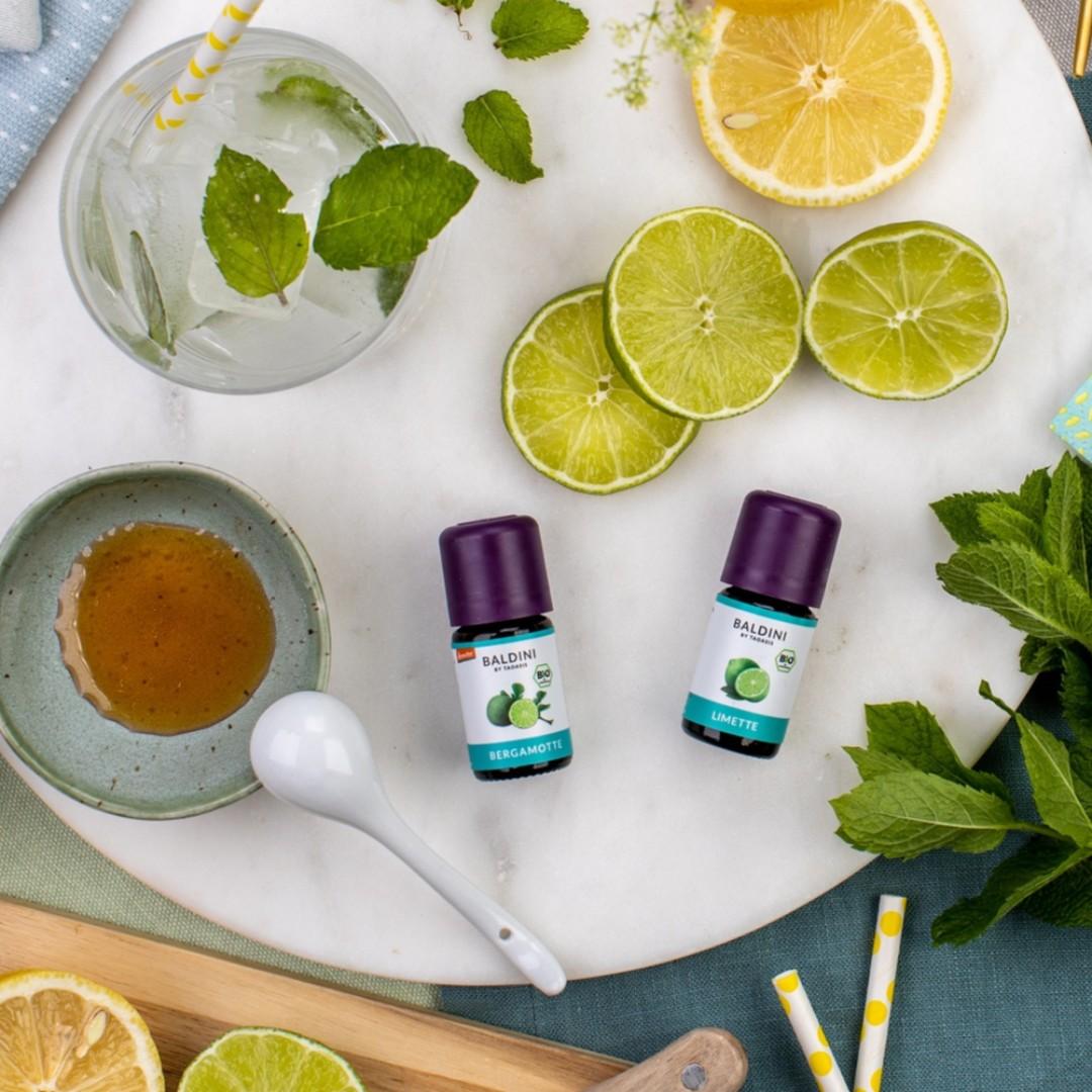 TAOASIS Lime illóolaj Bio 10 ml