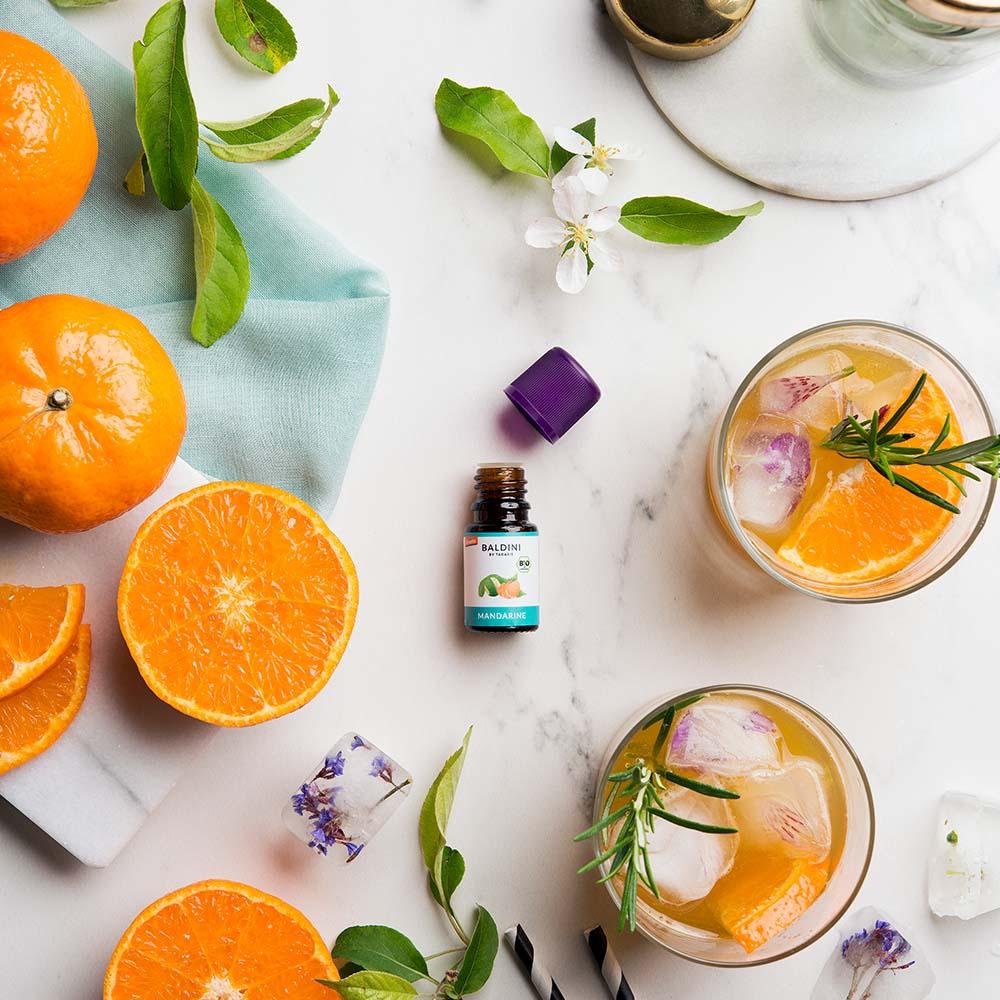 TAOASIS Mandarin illóolaj Bio 10 ml