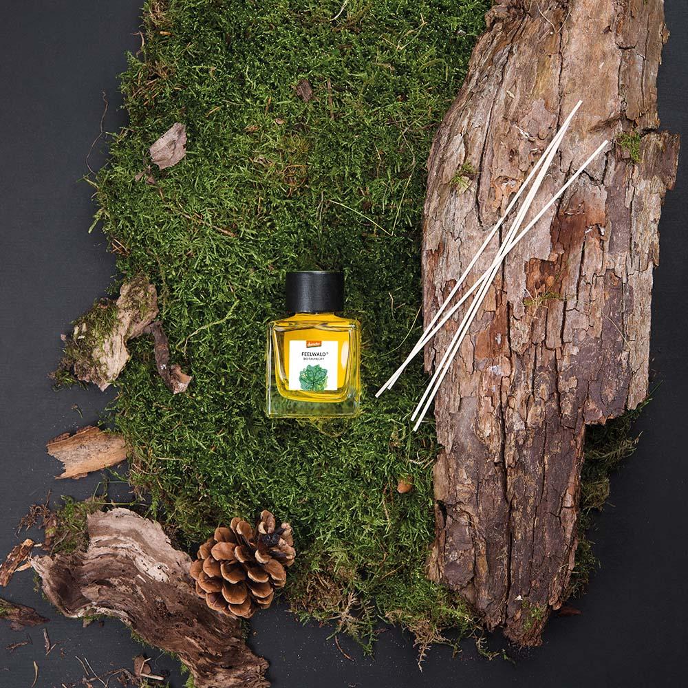 Baldini érezd az erdő illatát pálcikás illatosító