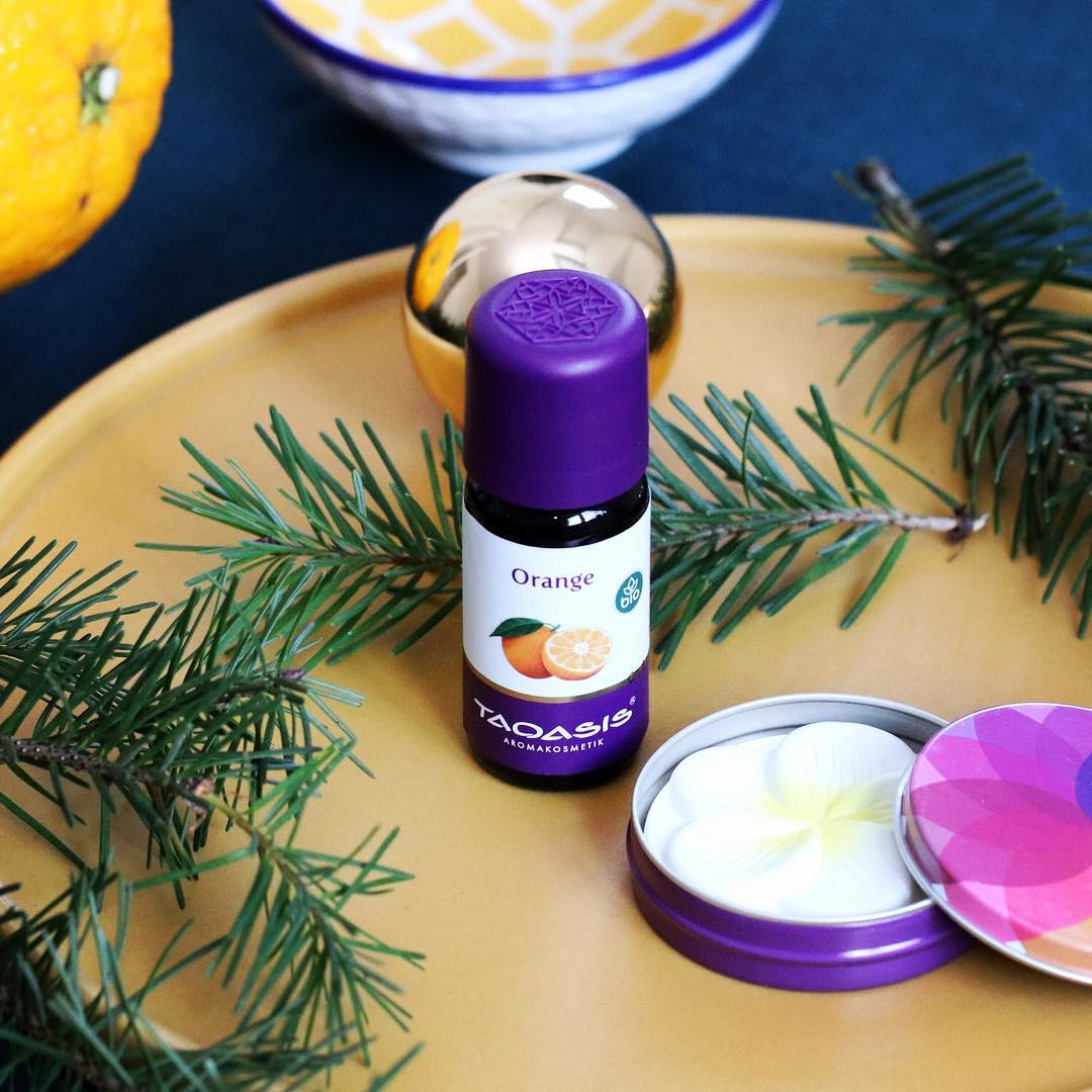 Taoazis narancs illatosító szett