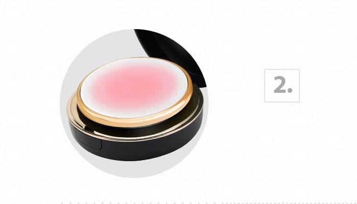 UPBUTY Japan Tinaz 2in1 arcfiatalító készülék